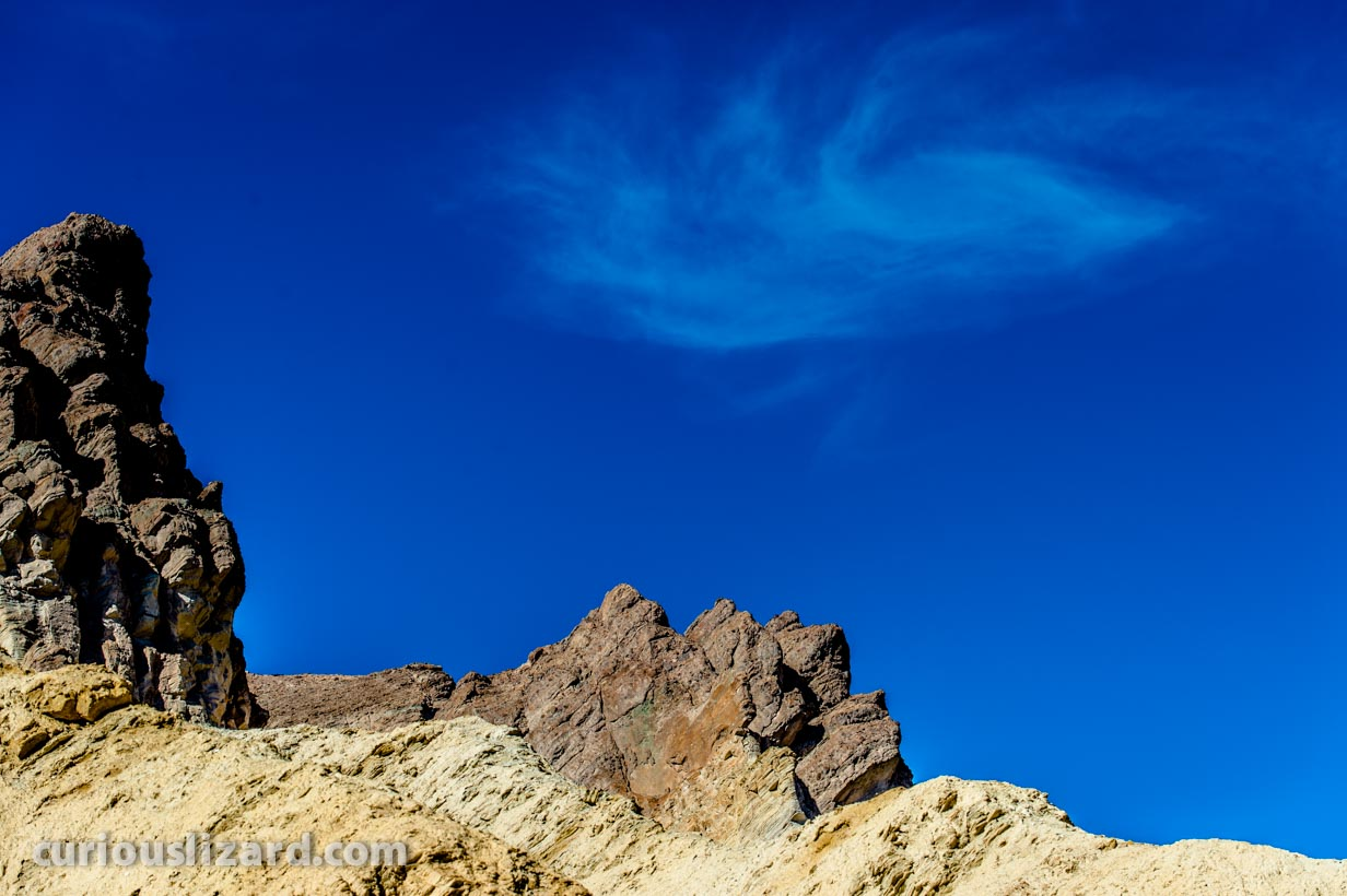 Lone Cloud. Death Valley, California. 2015. Nikon Df, Nikkor 70-200mm f/4 ED VR, ISO 100.