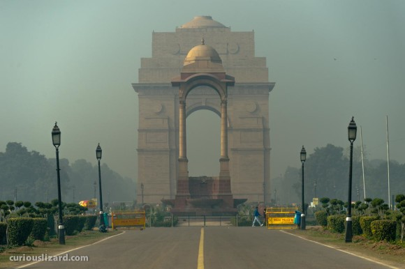 India Arch. New Delhi, India. 2016